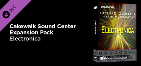 Cakewalk Expansion Pack - Electronica