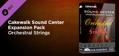 Cakewalk Expansion Pack - Orchestral Strings
