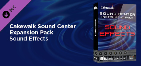 Cakewalk Expansion Pack - Sound Effects