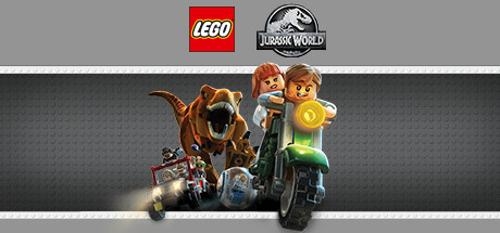 Image result for lego jurassic world video game