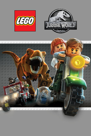 LEGO Jurassic World poster image on Steam Backlog