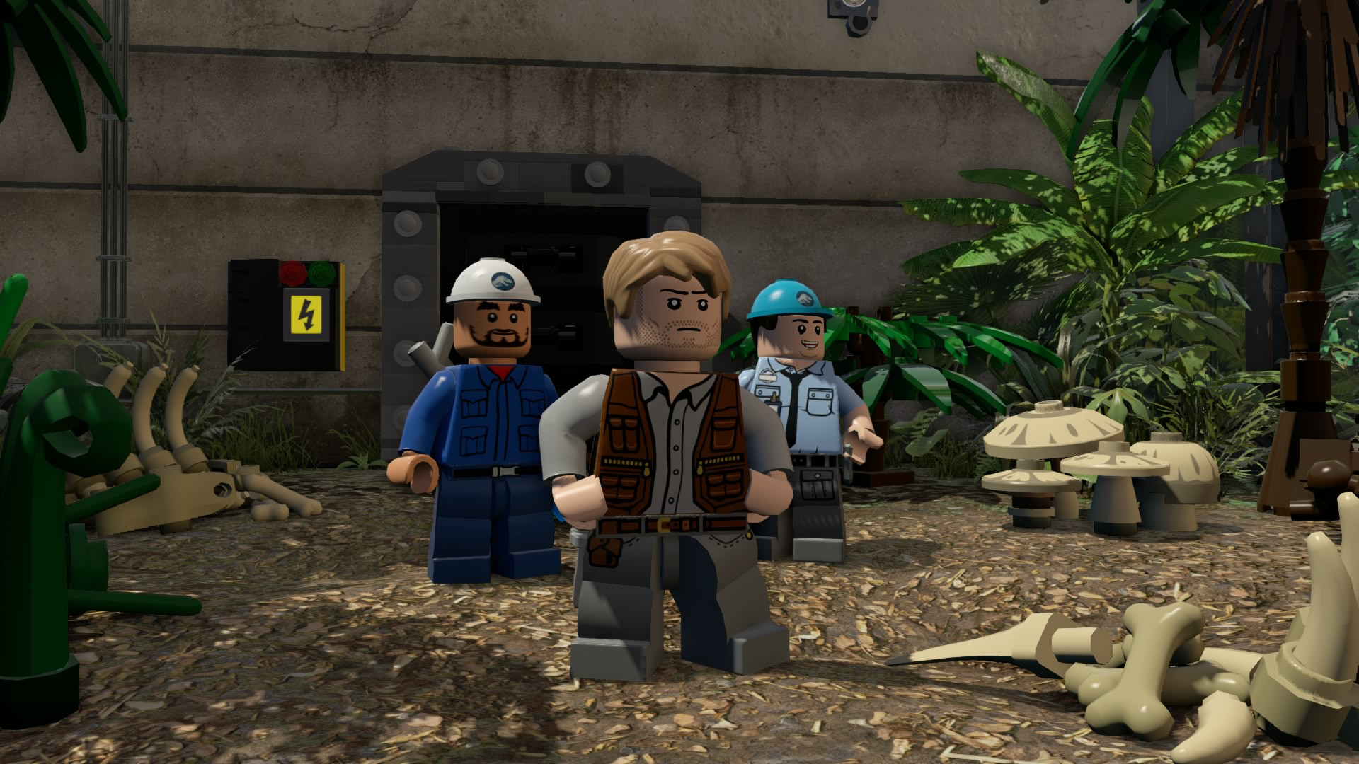 Lego Jurassic World On Steam