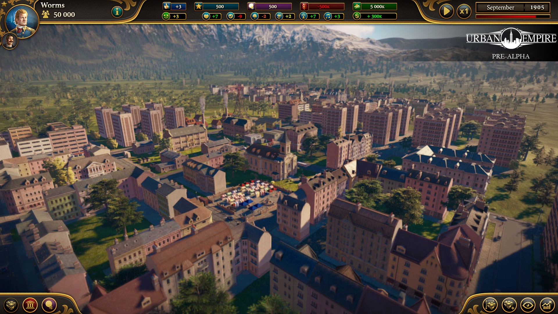 Urban Empire Screenshot 1