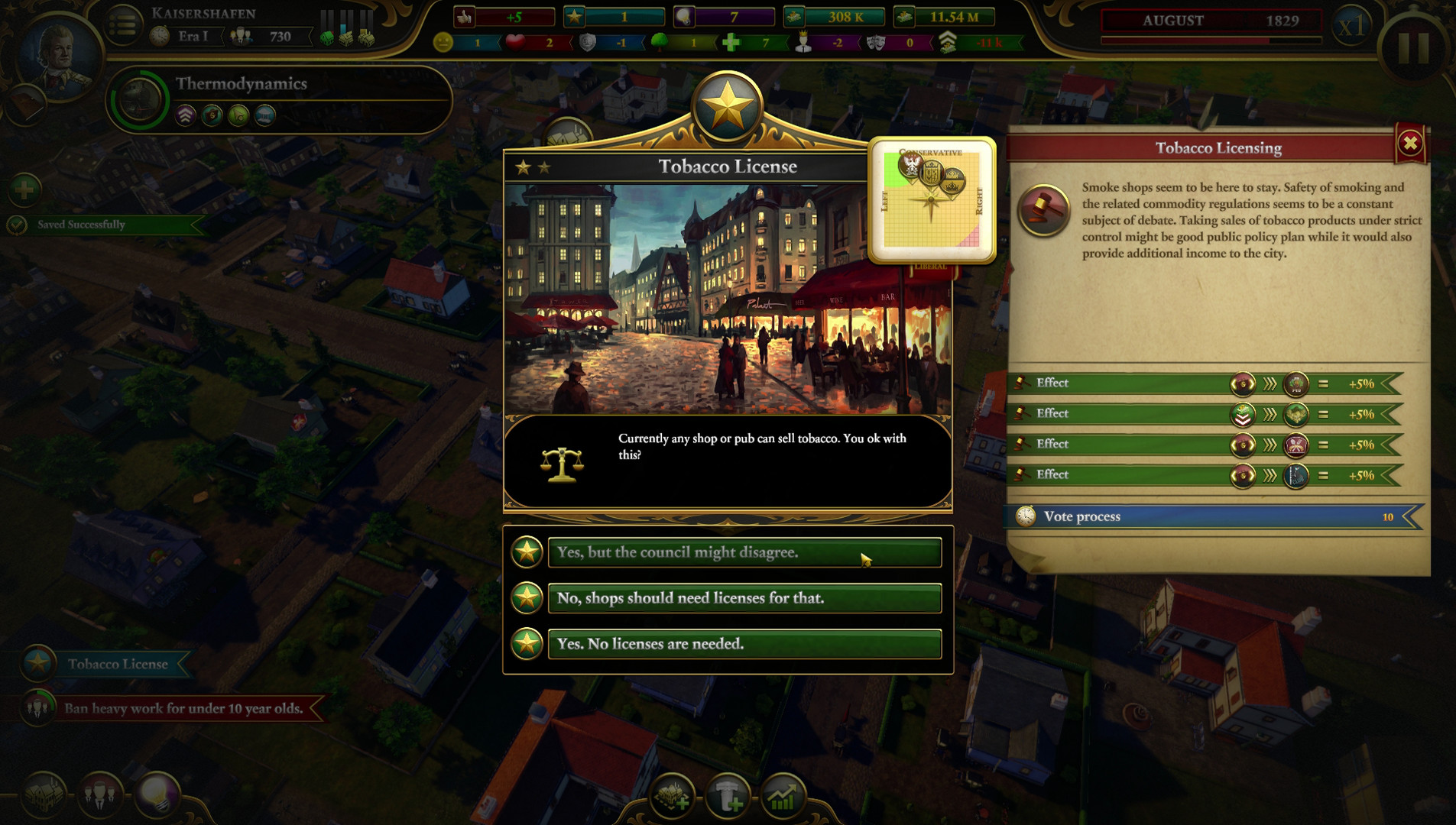 Urban Empire screenshot 2