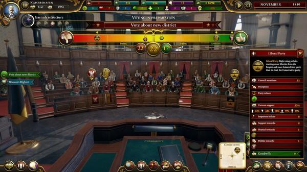 скриншот Urban Empire 3