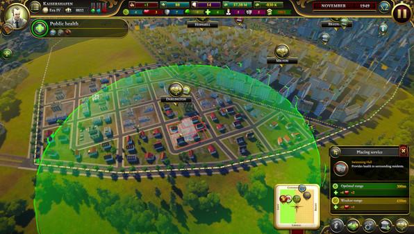 скриншот Urban Empire 4