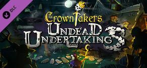 Crowntakers - Undead Undertakings cover art