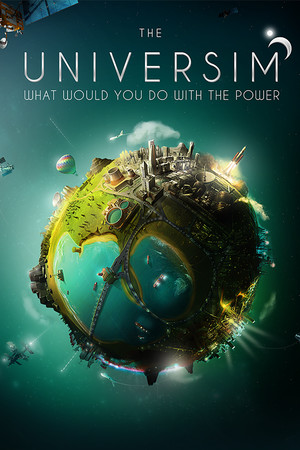 The Universim poster image on Steam Backlog