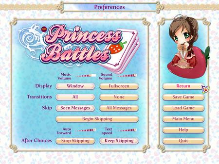 Princess Battles 11