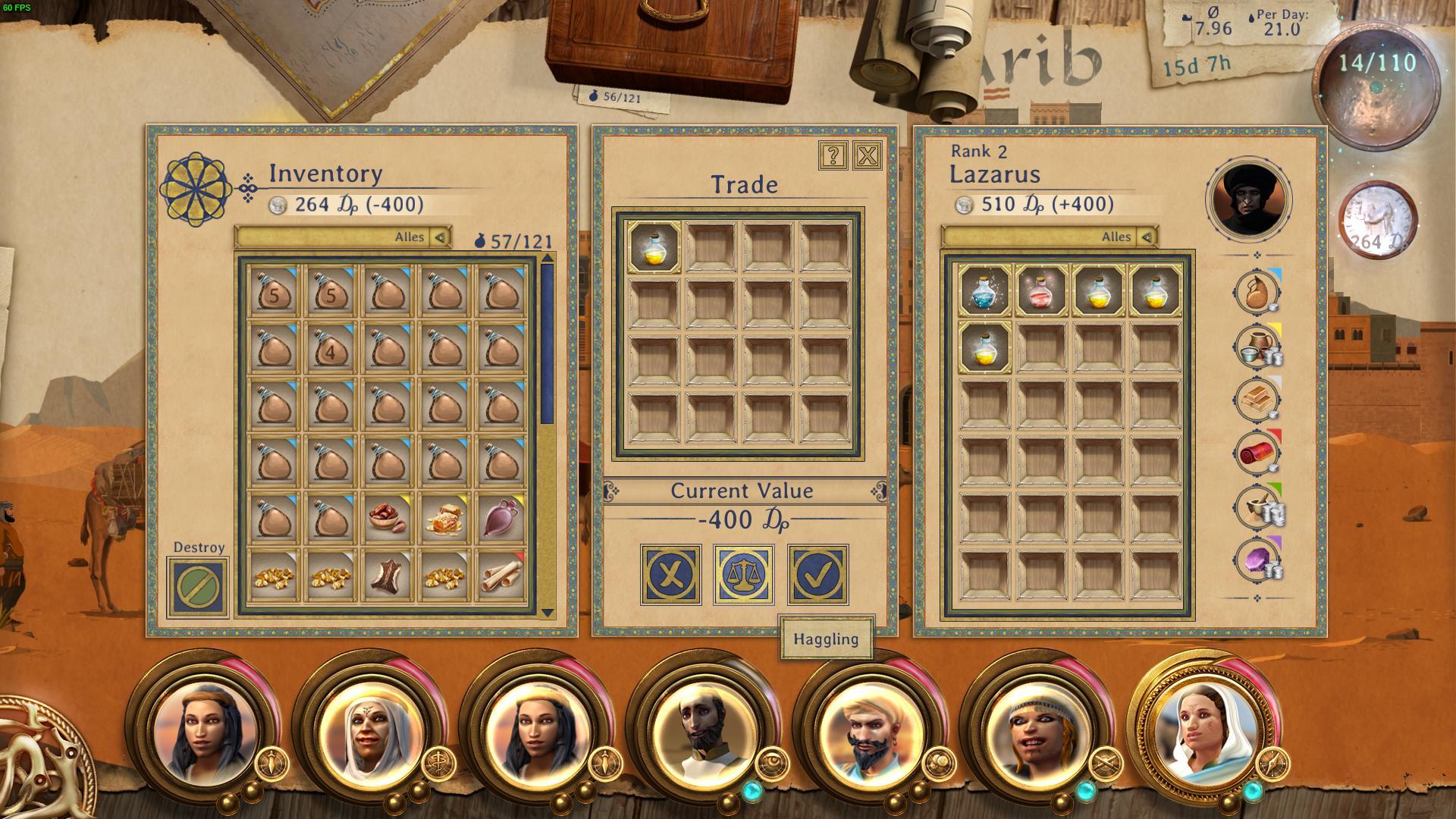 Caravan screenshot 2