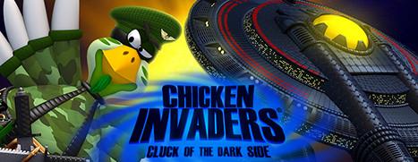 Chicken Invaders 5 - 小鸡入侵 5
