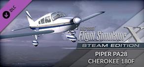 FSX: Steam Edition - Piper PA28 Cherokee 180F Add-On