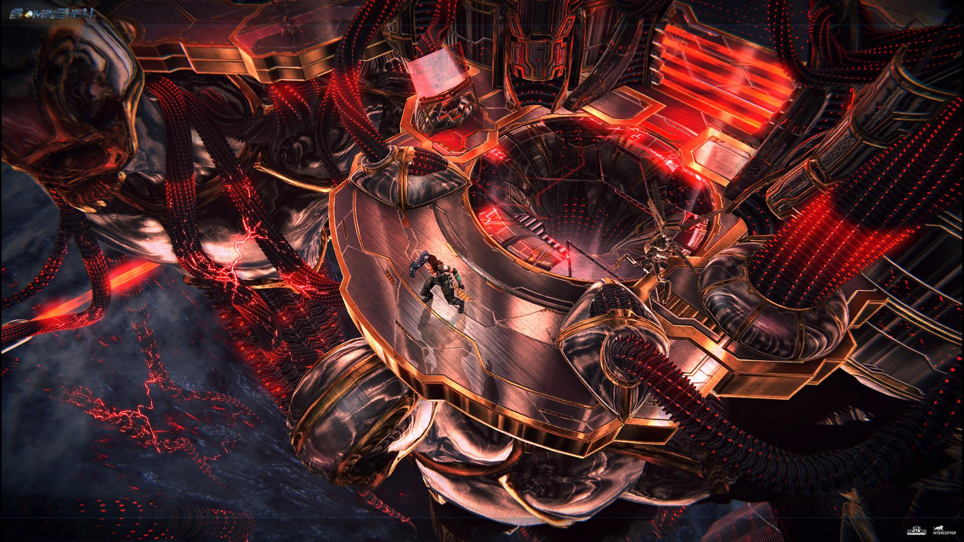 Bombshell screenshot 1