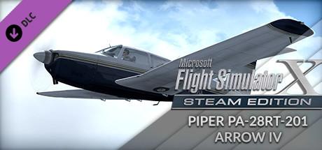 FSX: Steam Edition - Piper PA-28RT-201 Arrow IV Add-On