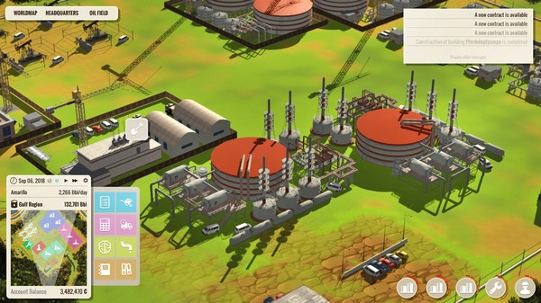 Oil Enterprise 6