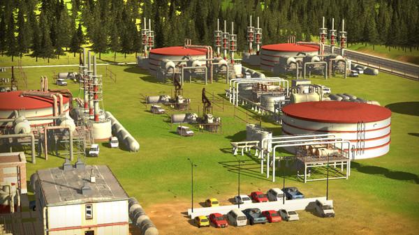 Oil Enterprise 4