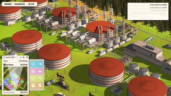 Oil Enterprise 5