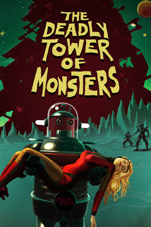 The Deadly Tower of Monsters poster image on Steam Backlog