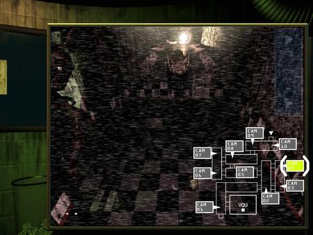 Screenshot of Five Nights at Freddy's 3