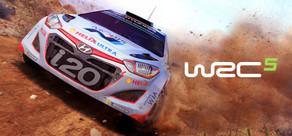 WRC 5 cover art