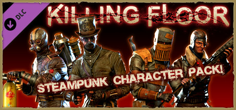 Купить Killing Floor: Steampunk Character Pack (DLC)