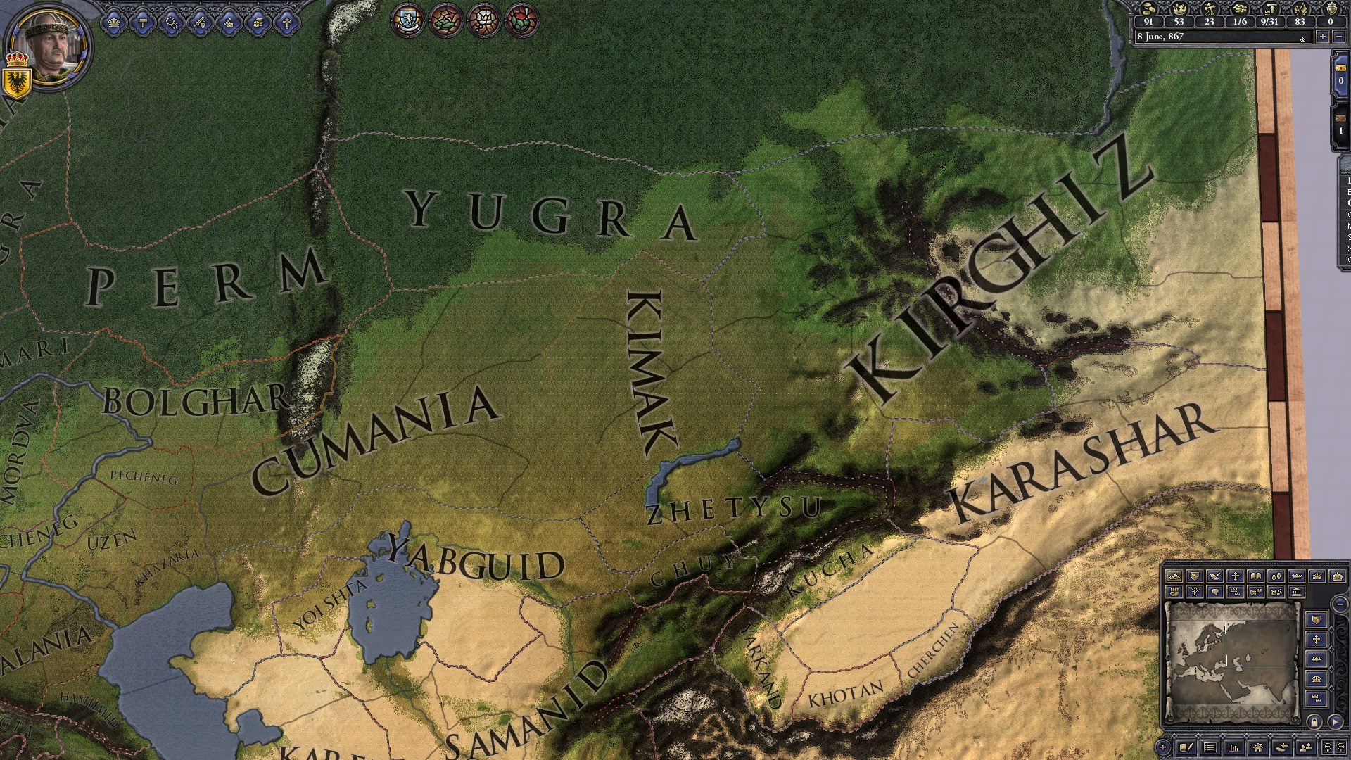 Expansion crusader kings ii horse lords on steam publicscrutiny Image collections