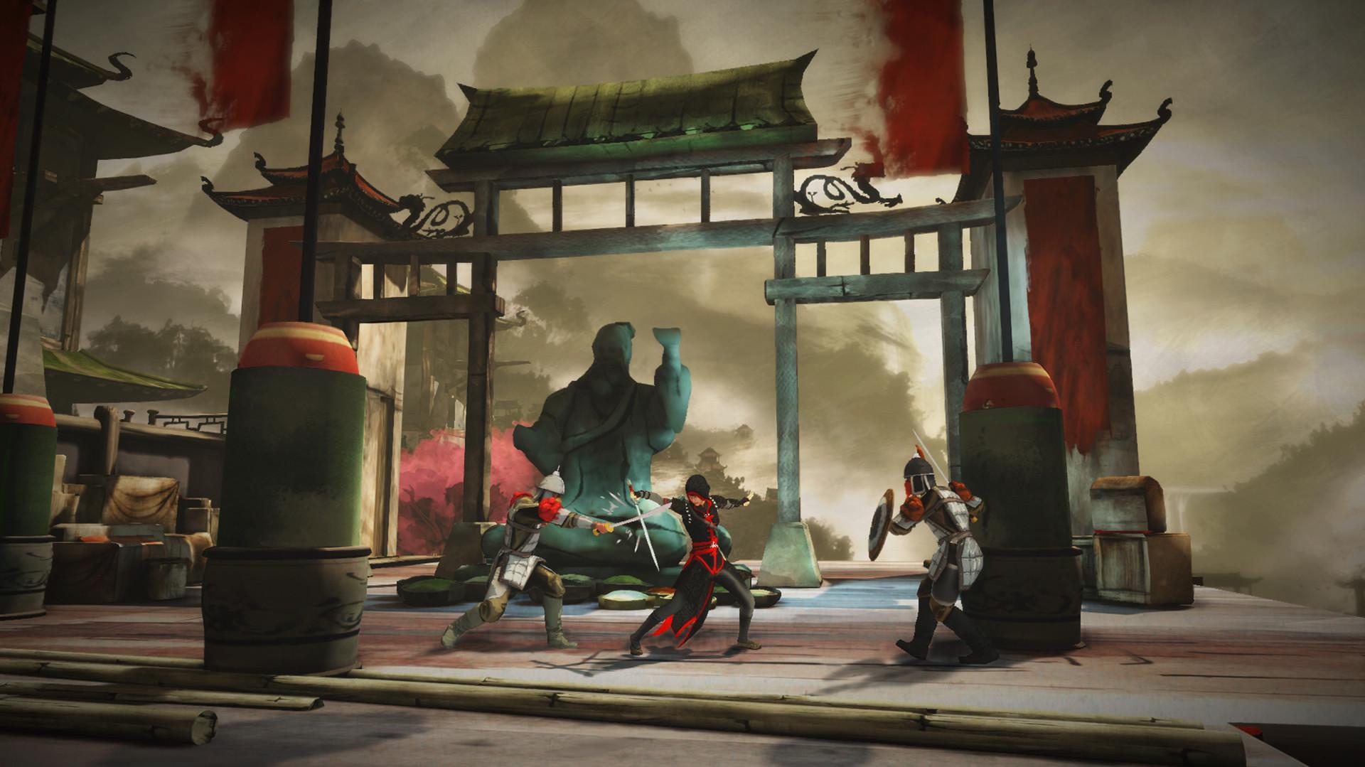Assassin's Creed Chronicles China ESPAÑOL PC Full (CODEX) 4