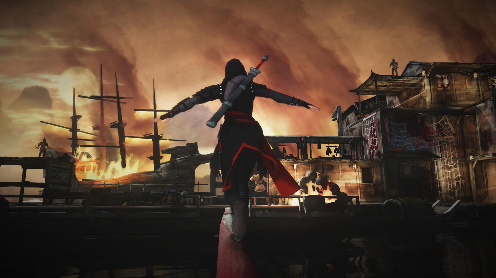 Assassin's Creed Chronicles China ESPAÑOL PC Full (CODEX) 2