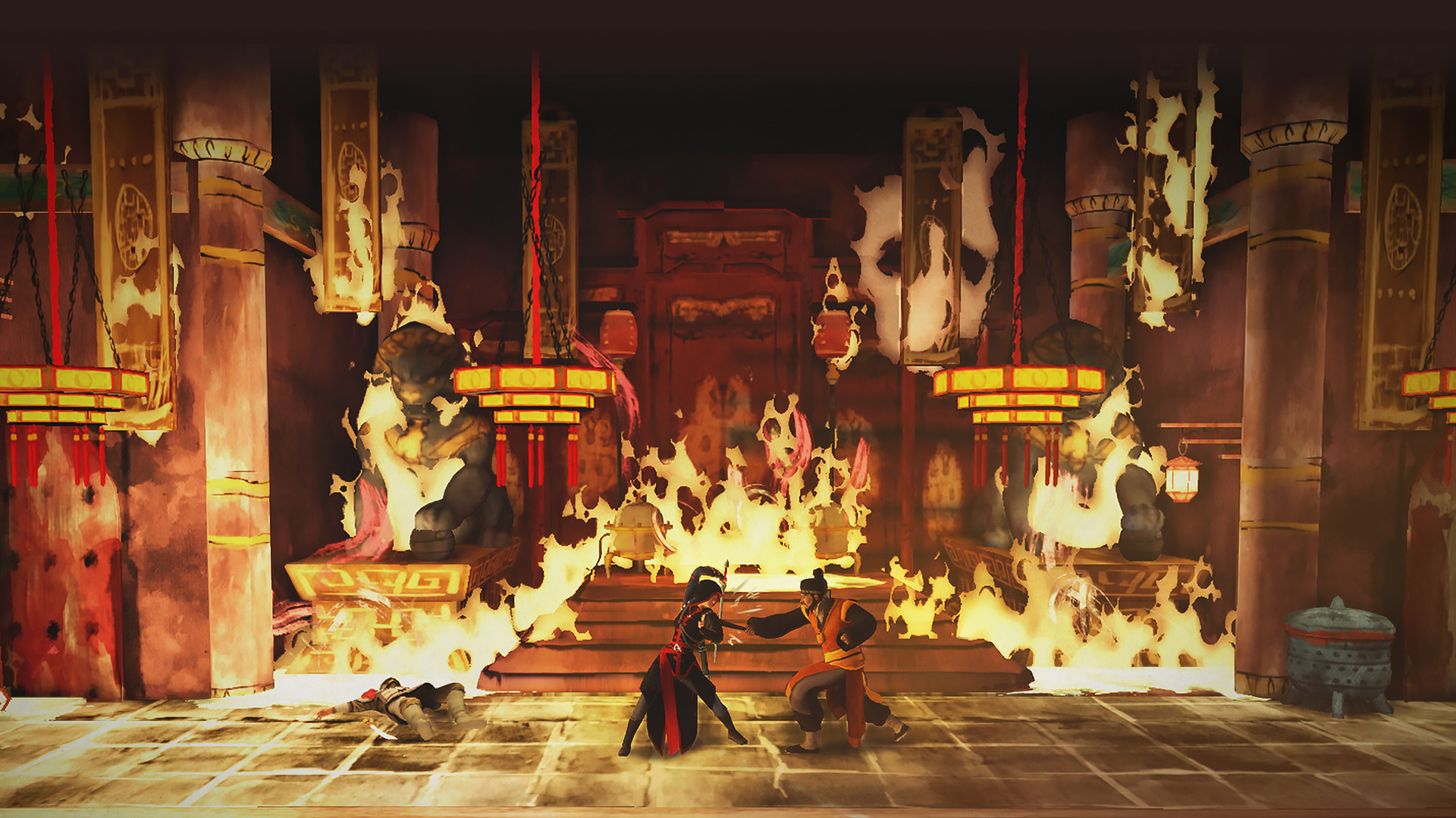 Assassin's Creed Chronicles China ESPAÑOL PC Full (CODEX) 5