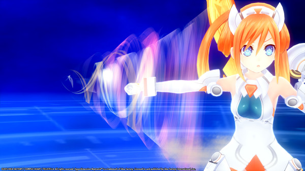 Hyperdimension Neptunia Re;Birth2 Uzume Battle Entry (DLC)