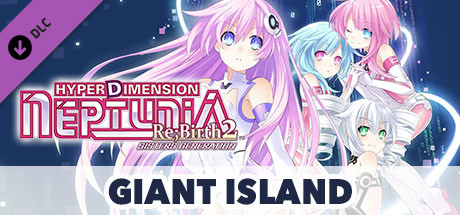 Hyperdimension Neptunia Re;Birth2 Giant Island / 巨人アイランド / / 巨人島