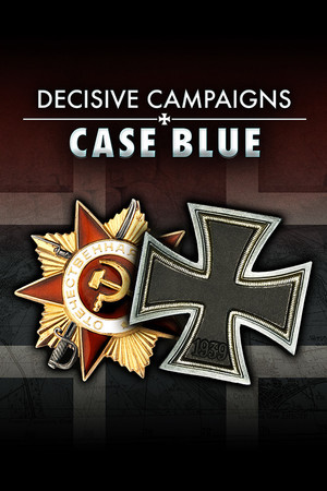 Decisive Campaigns: Case Blue poster image on Steam Backlog