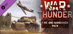 War Thunder - Fire and Maneuver Advanced Pack cover art