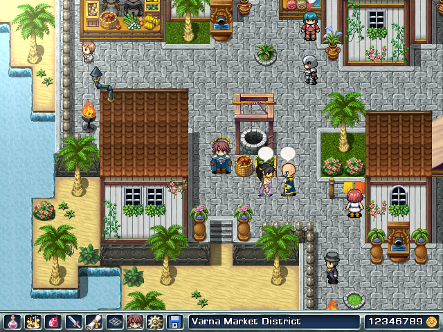 Echoes of Aetheria Screenshot 1