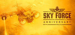 Sky Force Anniversary cover art