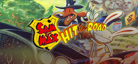 save 65 on sam max hit the road on steam