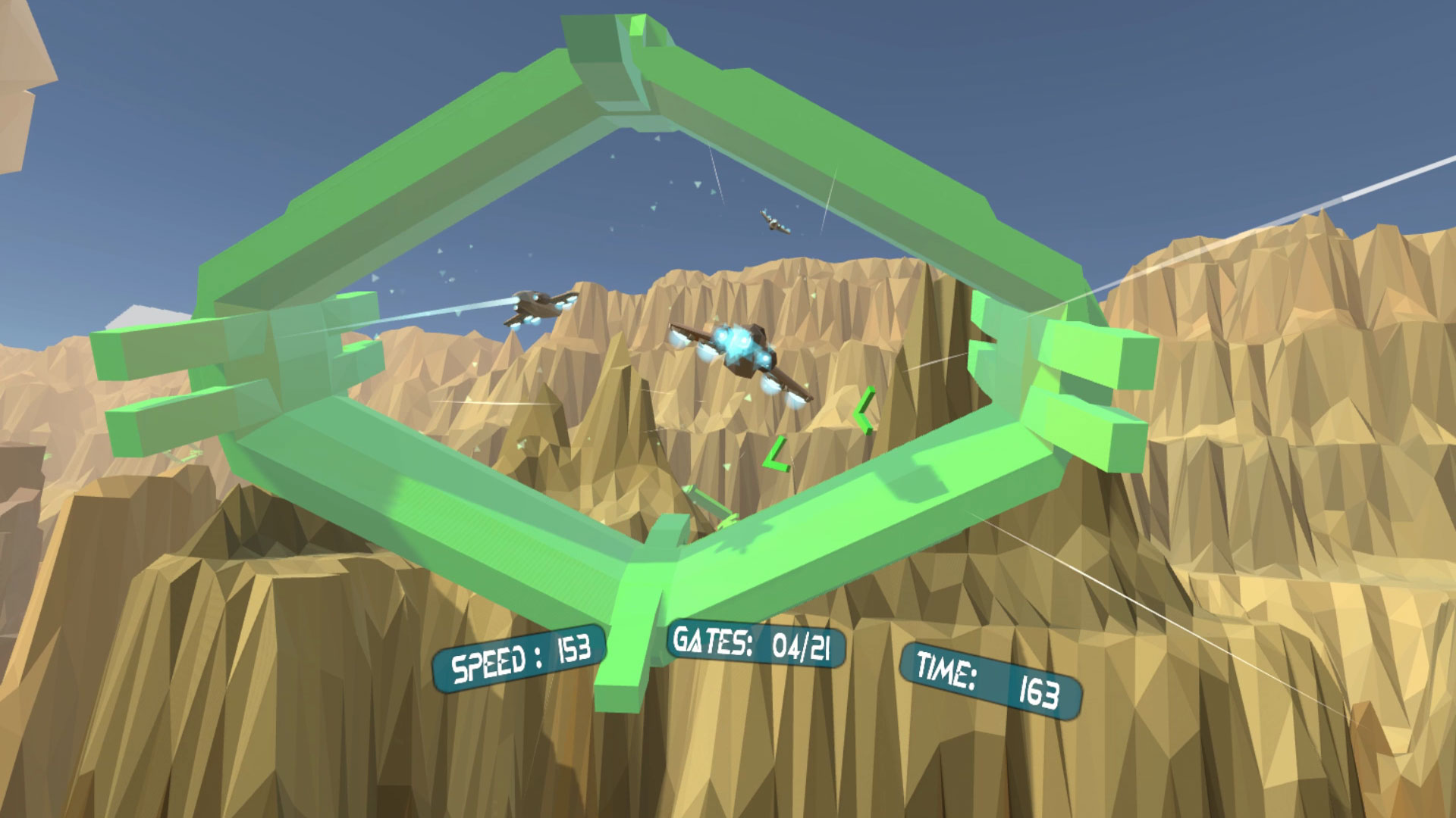 Faceted Flight Details and Credits for PC - Metacritic