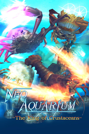 NEO AQUARIUM - The King of Crustaceans - poster image on Steam Backlog