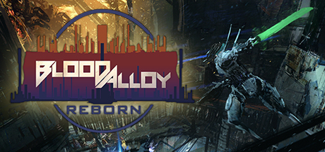 Blood Alloy: Reborn cover art
