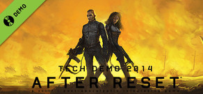 After Reset RPG: Tech Demo cover art