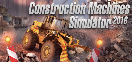 steam construction machines simulator 2016