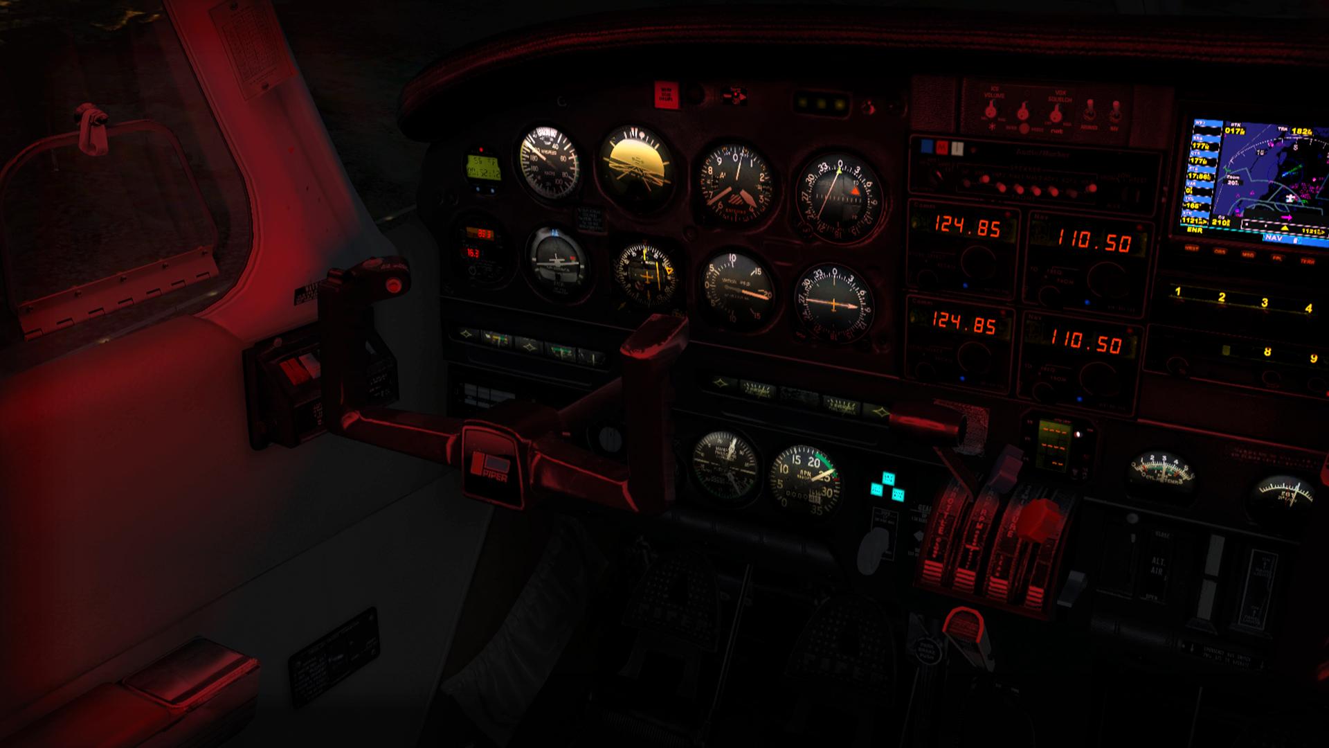 FSX: Steam Edition - Piper PA-32R-301 Saratoga SP Add-On