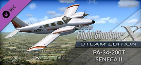 FSX: Steam Edition - Piper PA-34-200T Seneca II Add-On · AppID: 355341
