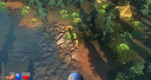Скриншот из Leadwerks Game Launcher
