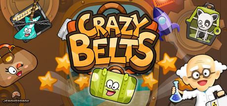 Crazy Belts cover art