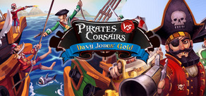 Pirates vs Corsairs: Davy Jones's Gold cover art