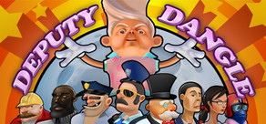Deputy Dangle cover art