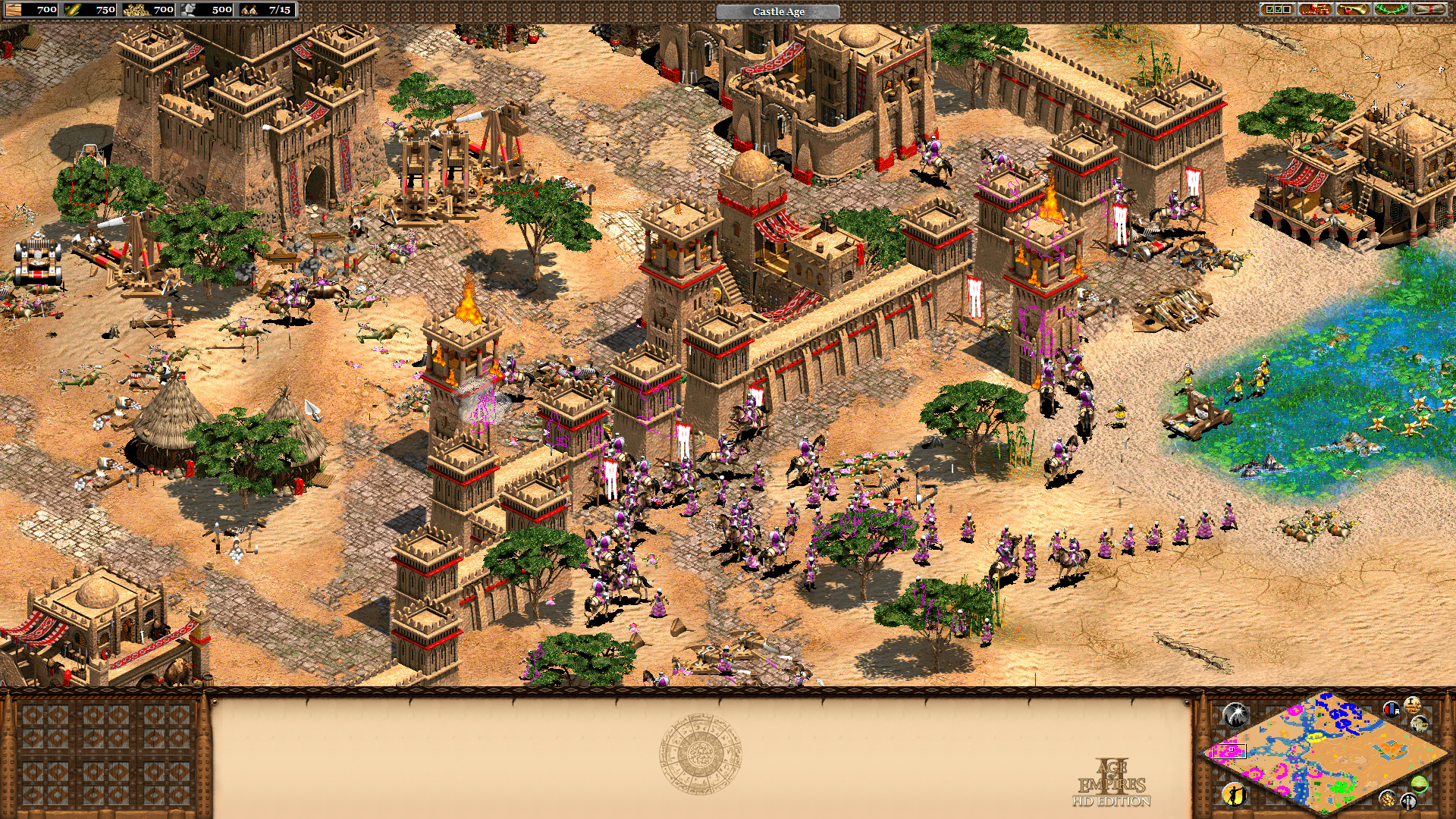 Age of Empires II HD: The African Kingdoms image 1