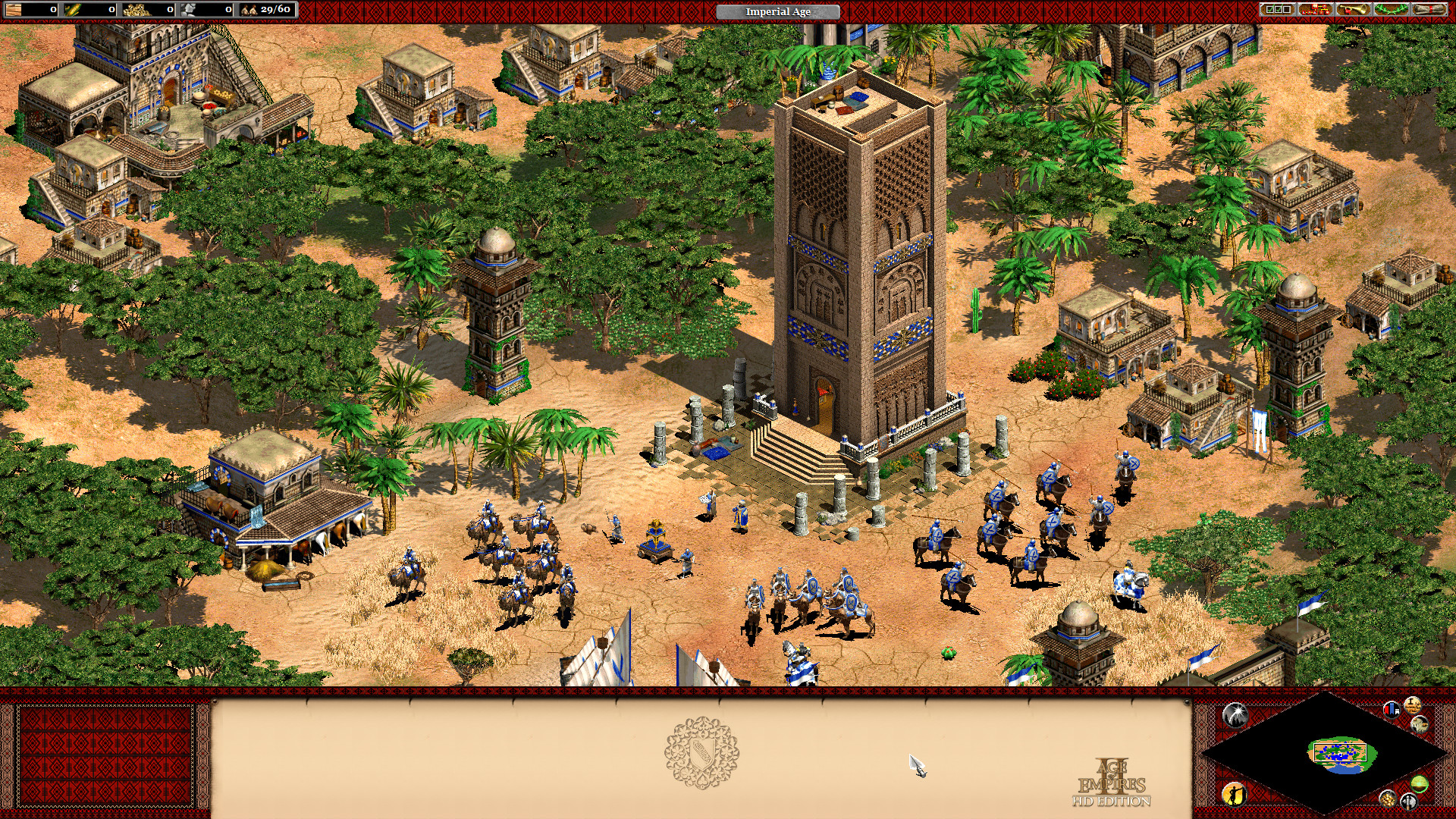 age of empires ii hd the african kingdoms on steam