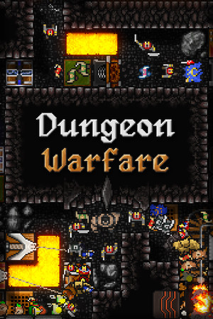 Dungeon Warfare poster image on Steam Backlog